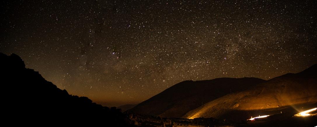 panorama nacht
